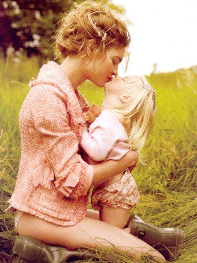 - Bonne fete a toutes les mamans (en retard )