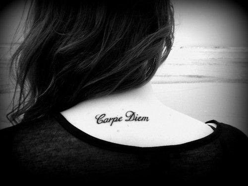 Carpe Diem |