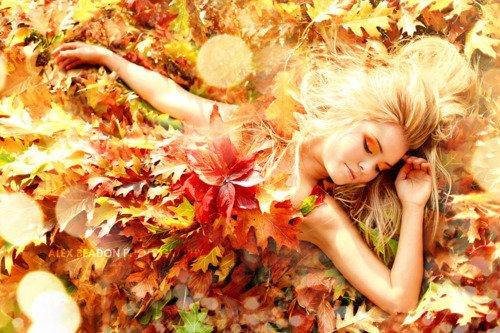 princesse sarah - à la faveur de l'automne .