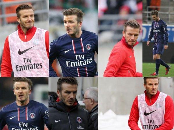 Le 2 mars, David a joué les dernières minutes du match PSG-Reims. Remporté 1-0 par Reims.