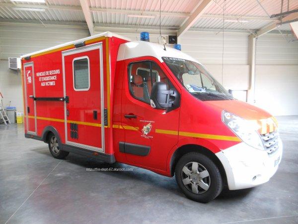 VSAV 1 Molsheim