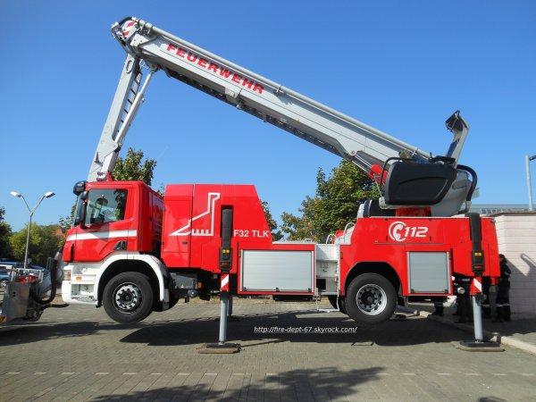 Feuerwehr BEA F32 TLK
