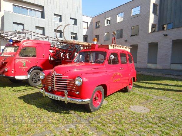 Anciens Véhicules Sapeurs-Pompiers du Haut-Rhin