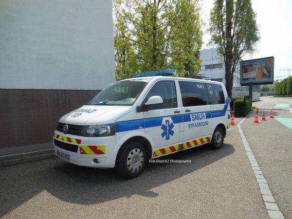VLM 3 SMUR Strasbourg