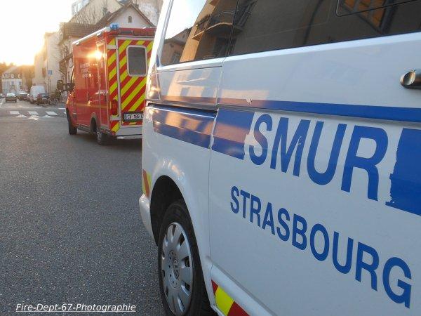 VLM 4 SMUR Strasbourg