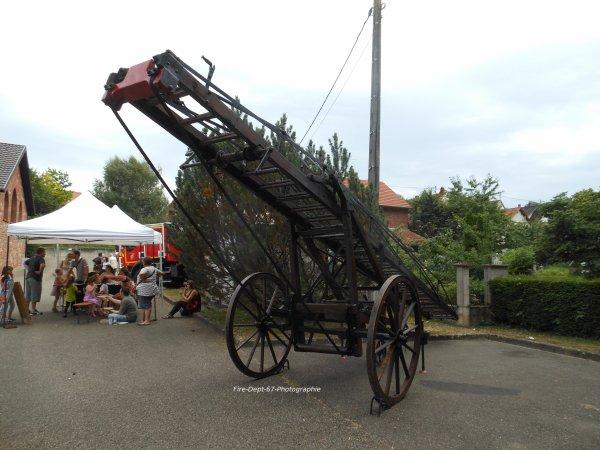 Ancienne Echelle Mécanique Niederbronn-les-Bains