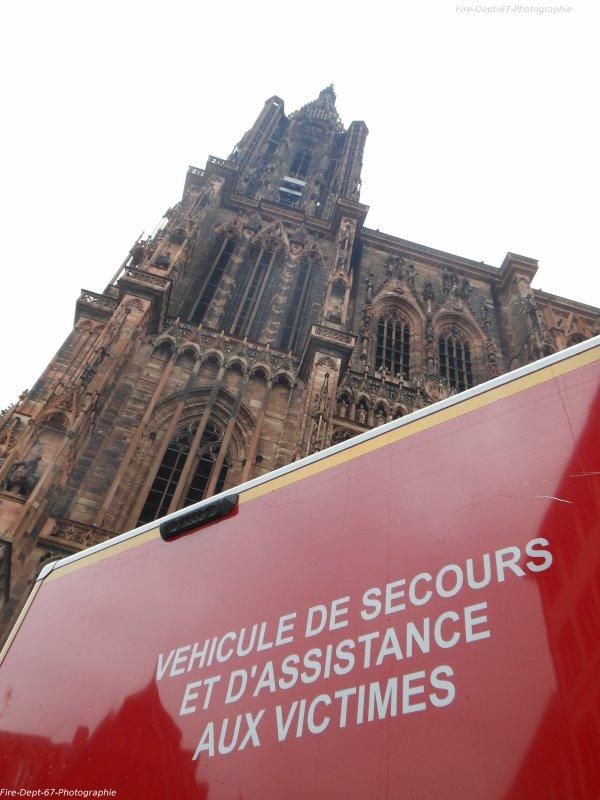 VSAV 1 Strasbourg Nord