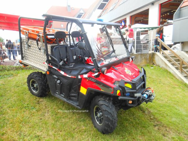 Quad Polaris Saverne