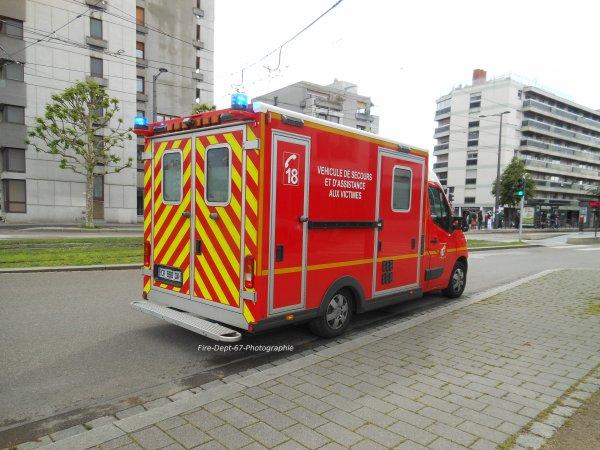 VSAV Strasbourg Ouest