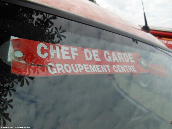 VL Chef de Garde Groupement Centre