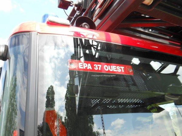 EPA 37 Strasbourg Ouest