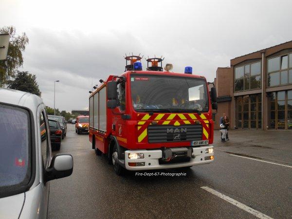 VSRL 1 et 2 Strasbourg Ouest
