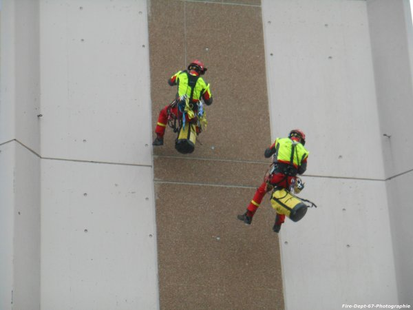 JPO Strasbourg Ouest, Manoeuvre GRIMP ( 1/3 )