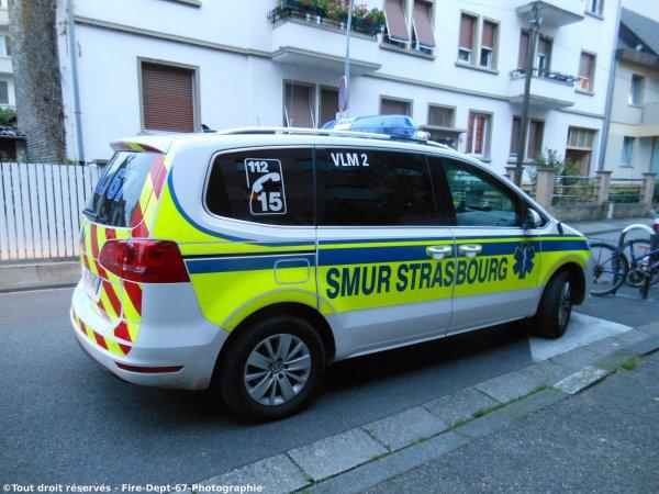 VLM 2 SMUR Strasbourg