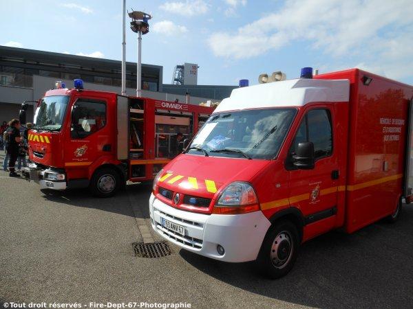 Journée Portes Ouvertes au CIS Wissembourg