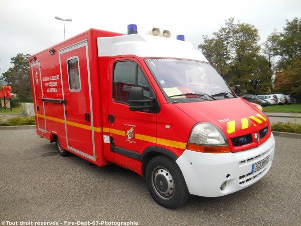VSAV 1 Wissembourg