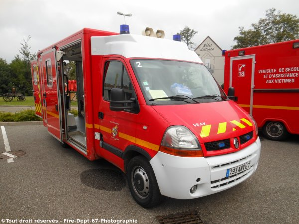 VSAV 2 Wissembourg