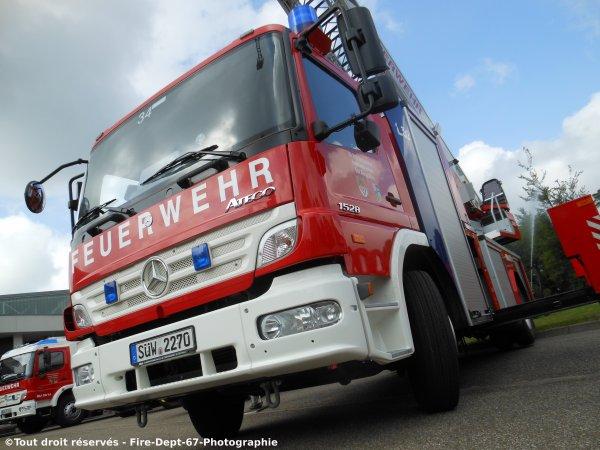 DLA(K) 23.12 Freiwillige Feuerwehr Bad Bergzabern