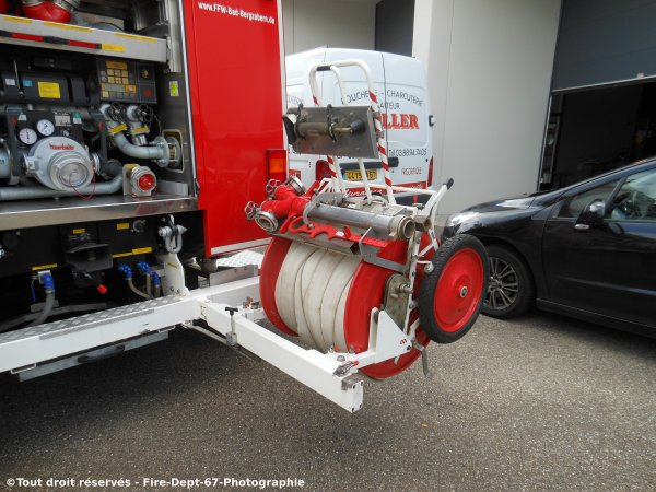 HLF 20/16 Freiwillige Feuerwehr Bad Bergzabern