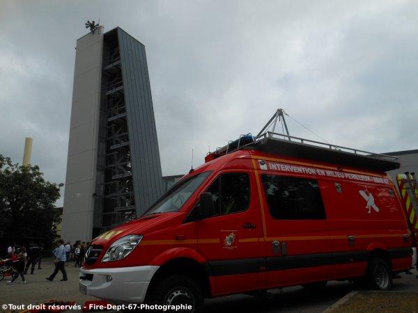 Le GRIMP Strasbourg au CIS Wissembourg