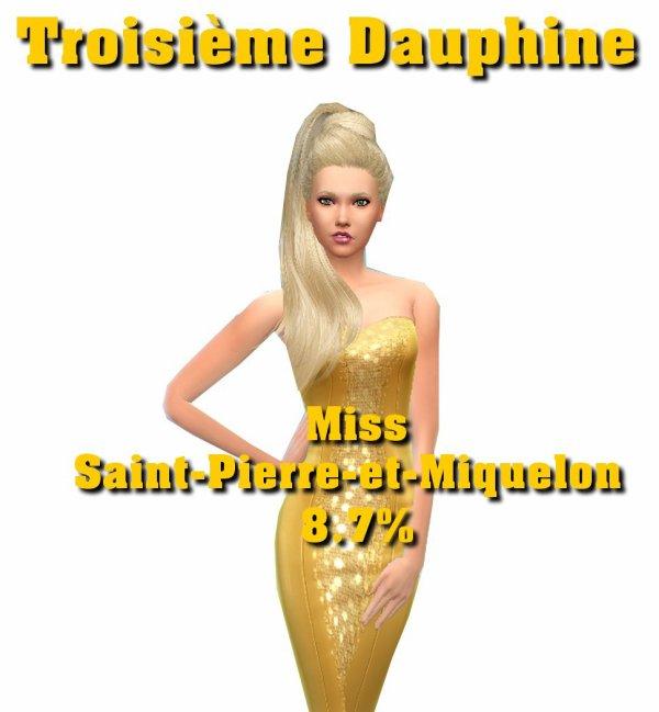 Miss France Sims 1 - La Finale