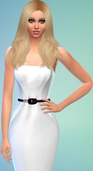 Miss France Sims 2 - Miss Saint-Martin