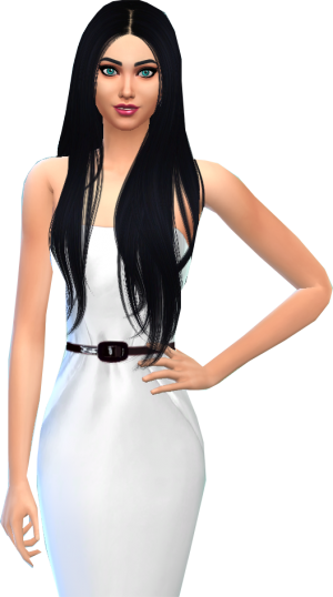 Miss France Sims 2 - Miss Bourgogne