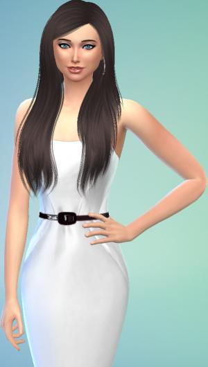 Miss France Sims 2 - Miss Côte d'Azur