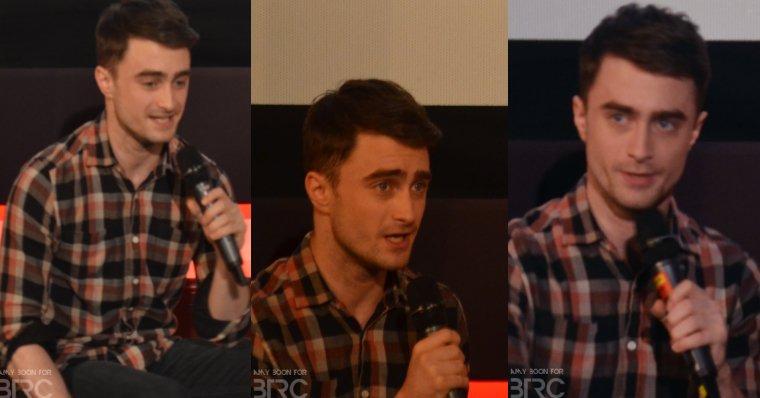 Daniel Radcliffe : Invité de BBC Radio 1 et du UK Cinema Showcase (17/07)