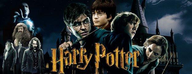 Quel est votre Harry Potter préféré ? [Livres & films]