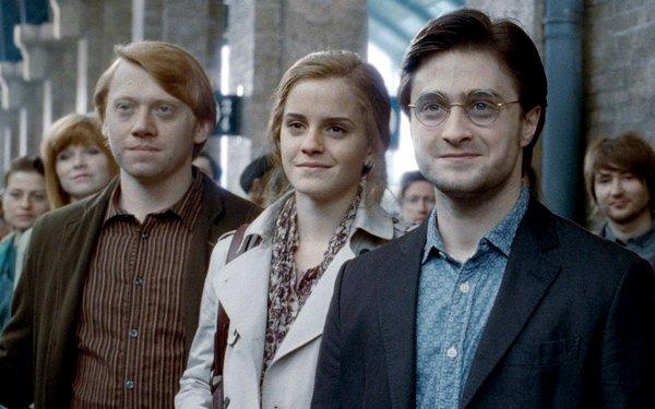 """J.K. Rowling : """"Hermione aurait du épouser Harry"""""""