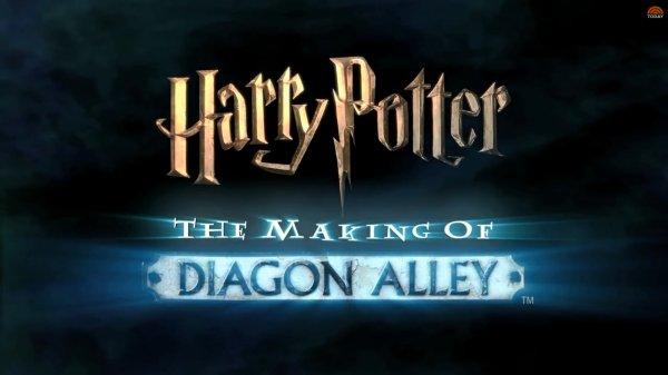 VIDEO : Premières images de l'attraction The Escape from Gringotts ride avec Voldemort, Bellatrix et Bill Weasley