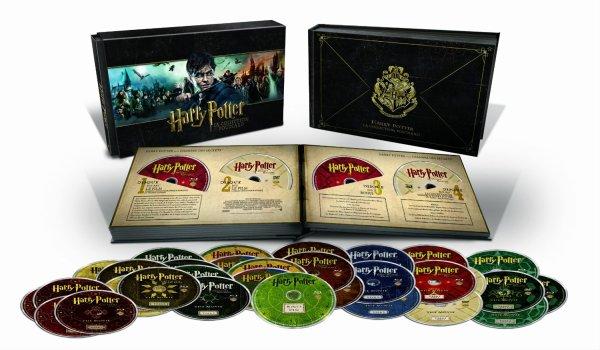 Harry Potter - La Collection Poudlard (le 3 septembre 2014)