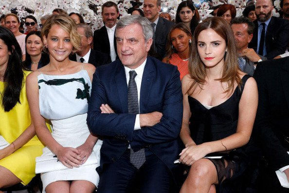 Emma Watson est à Paris !