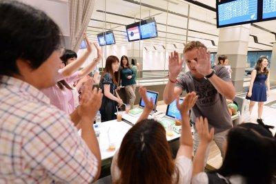Nouvelles photos de Tom Felton au Japon (19 juillet)