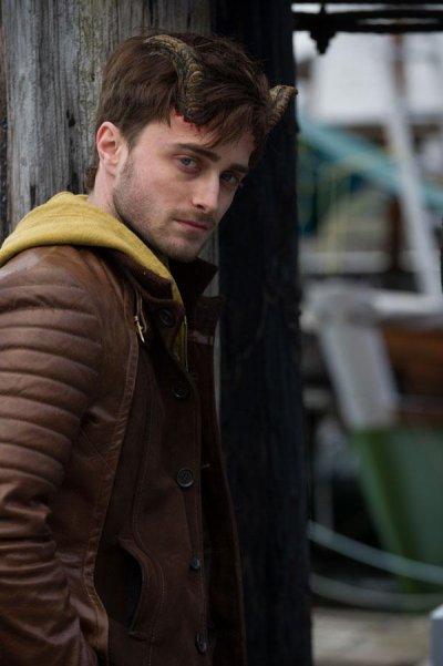Nouvelle affiche du film Horns avec Daniel Radcliffe