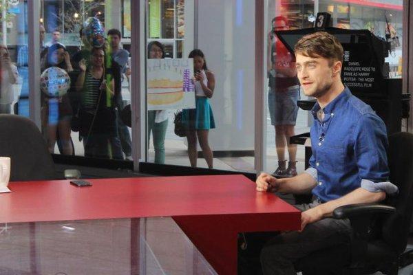 Les confidences de Daniel Radcliffe au Daily Star