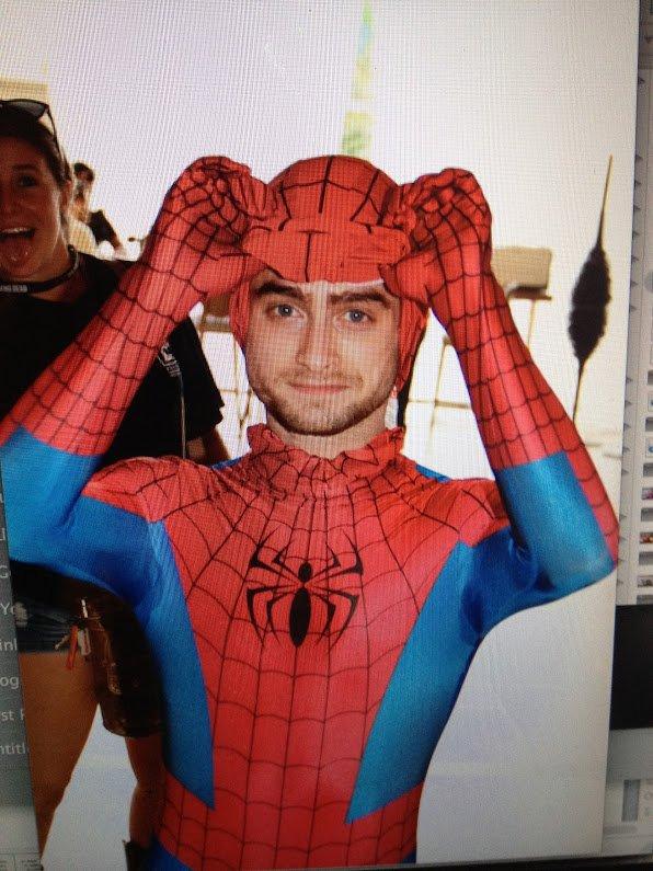 Les derniers évènements de la Comic Con avec Daniel Radcliffe