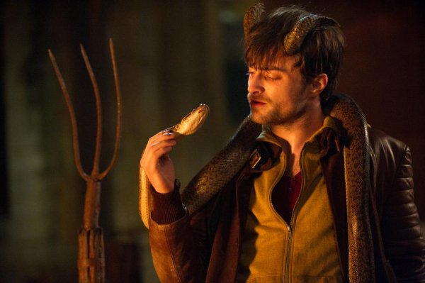 Nouvelles photos du tournage de Horns avec Daniel Radcliffe