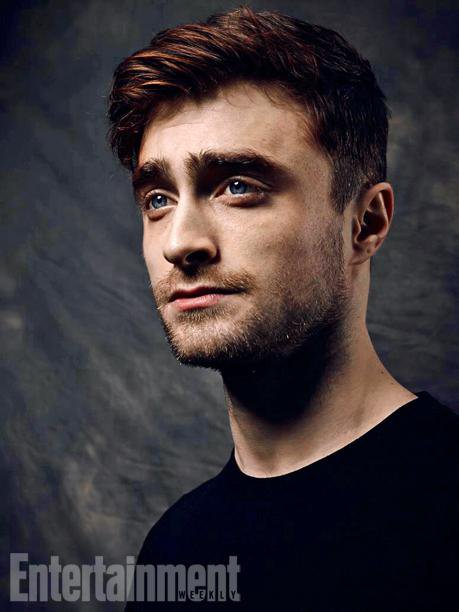 Nouvelle photo de Daniel Radcliffe pour Entertainment Weekly