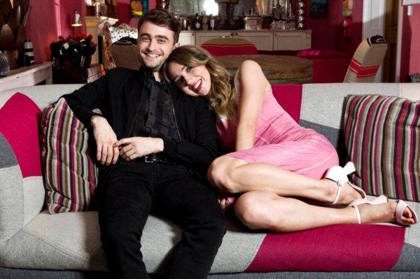 Daniel Radcliffe de retour à New York pour la promotion de What If.
