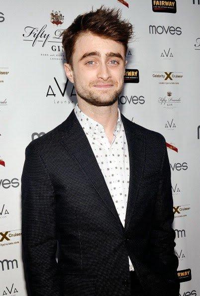 Daniel Radcliffe continue la promotion de What If à New York.