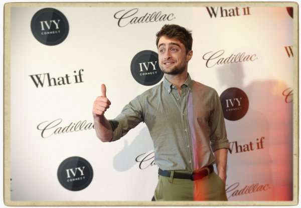 Photos : Daniel Radcliffe hier à Los Angeles (6 août)