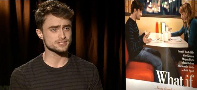 Daniel Radcliffe est heureux qu'Harry finisse avec Ginny à la fin de la saga.