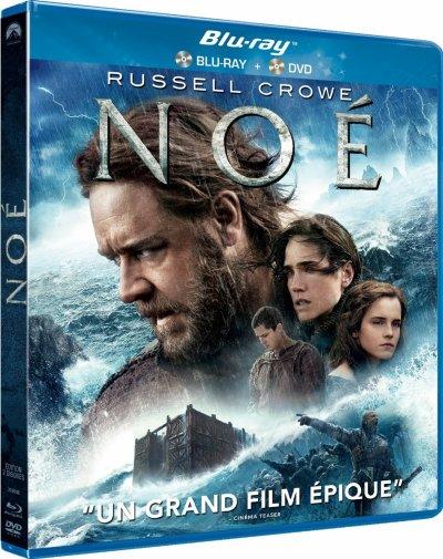 """Sortie le 12 août du DVD & Blu-ray de """"Noé"""" avec Emma Watson"""