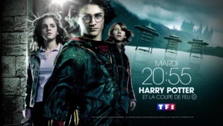 Harry potter et la coupe de feu ce soir 20h55 sur tf1 - Harry potter et la coupe du feu ...