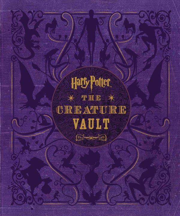 """Nouveau livre bientôt en vente : """"Harry Potter : The Creature Vault"""""""