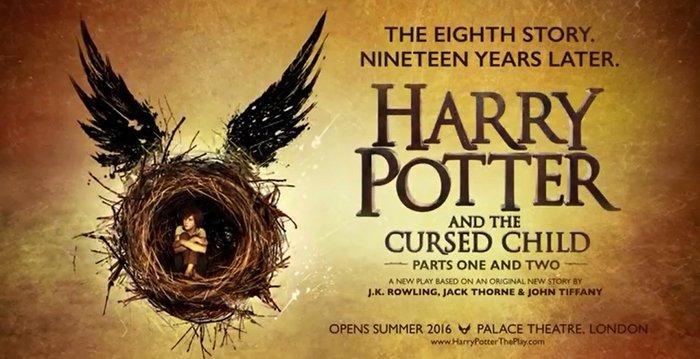 J.K. Rowling nous emmène dans les coulisses d'Harry Potter Et L'Enfant Maudit