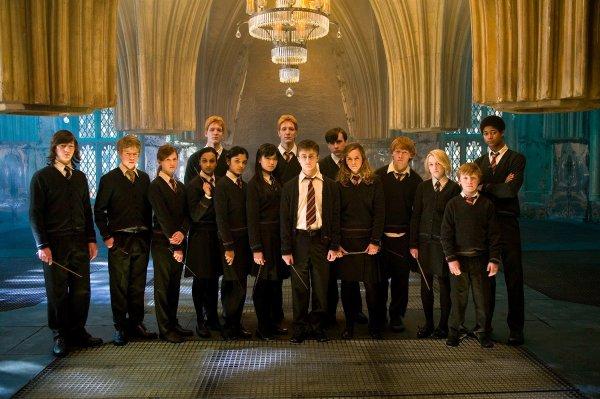 L'armée de Dumbledore