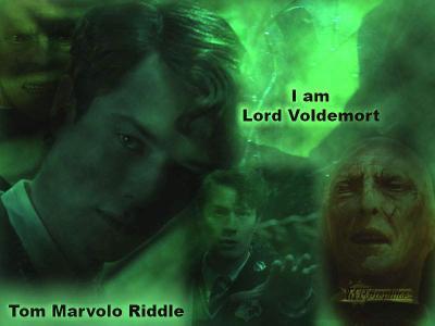 Biographie de Lord Voldemort